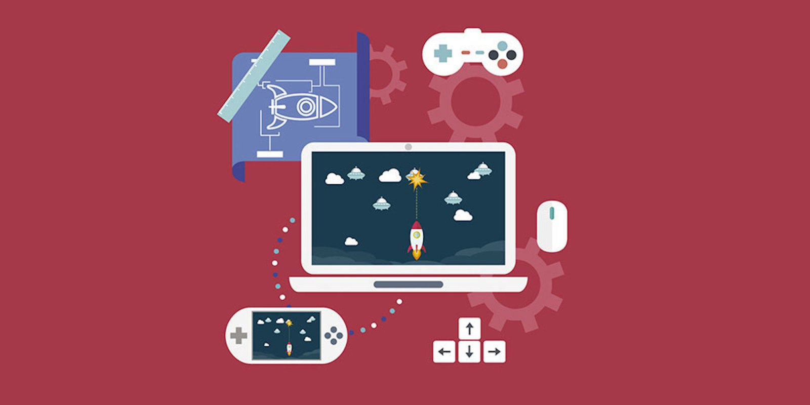 Dive into Game Development with 9 Courses and 83 Hours of Tutorials for $49