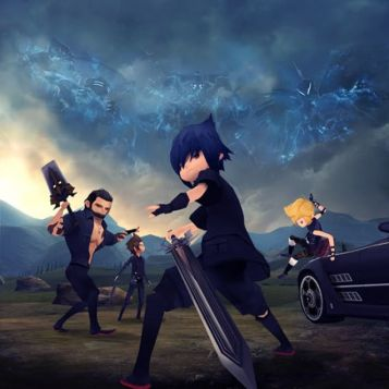 Final Fantasy XV Pocket Edition-6