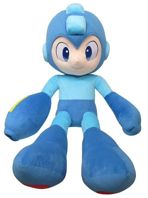Mega Man Plush Toy-01