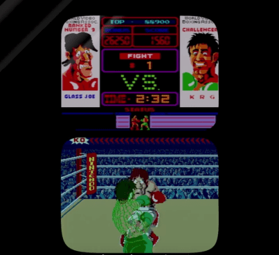 Nintendo Arcade-4