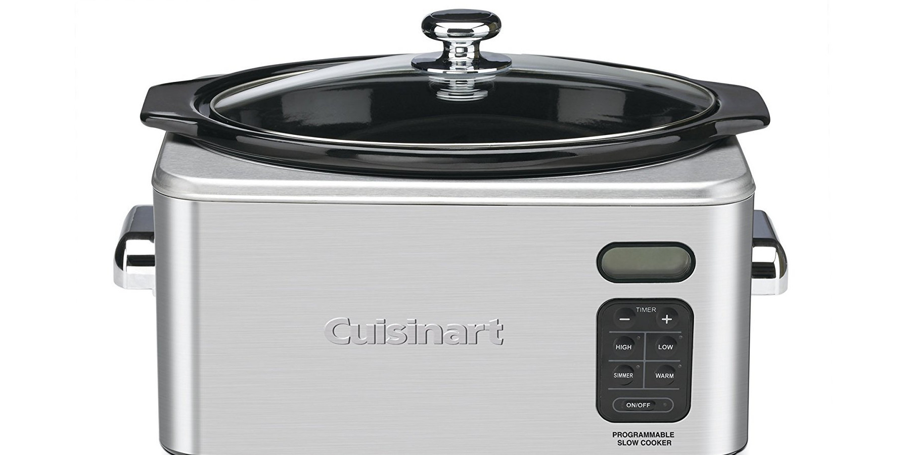Cuisinart Stainless 6.5-quart Programmable Slow Cooker Drops 46.50 Shipped - 9to5toys
