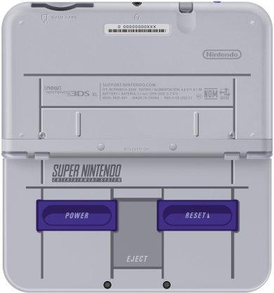 Nintendo New 3DS XL - Super NES Edition-2