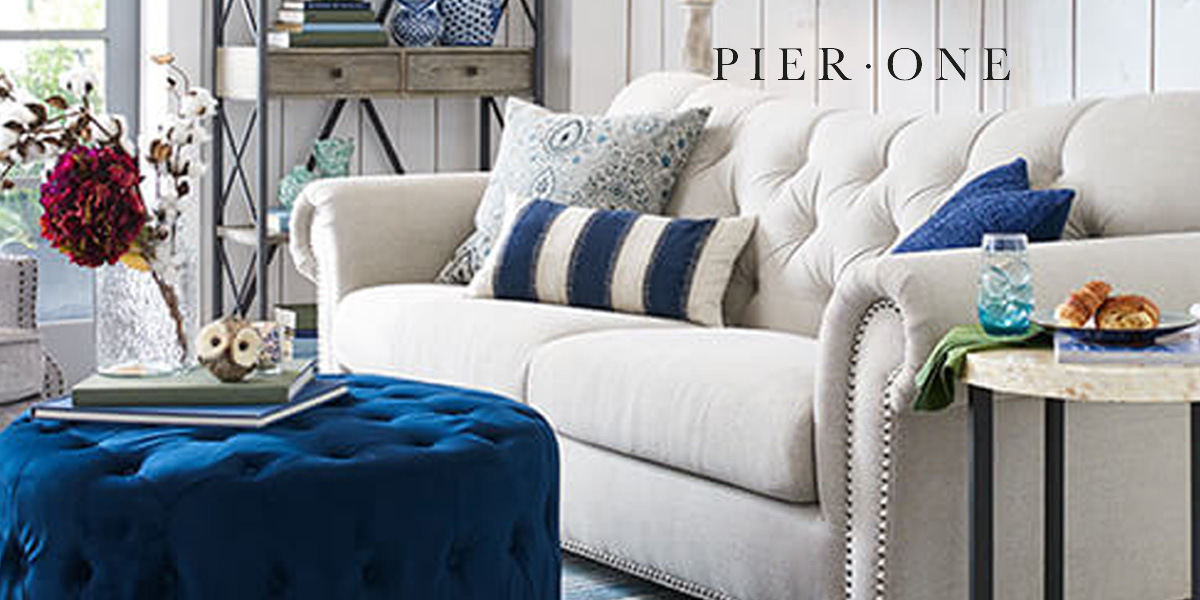 pier one furniture sale offers up to 25