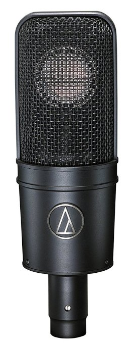 Audio-Technica AT4040 Cardioid Condenser Microphone-2