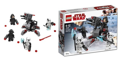 First Order Specialists Battle Pack