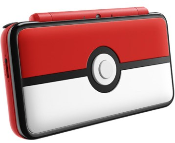 New Nintendo 2DS XL Poké Ball Edition-3