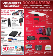 Office Depot Black Friday 2017-11