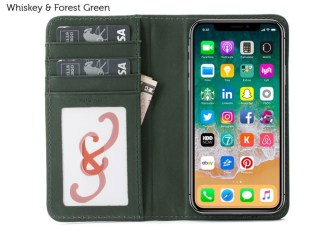 Bella Fino iPhone X Wallet Case-6