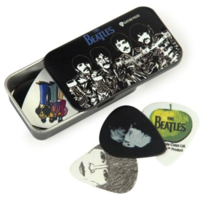 Planet Waves Beatles Guitar Pick Tins-1