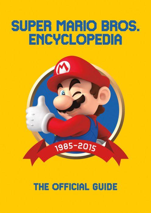 Super Mario Encyclopedia copy