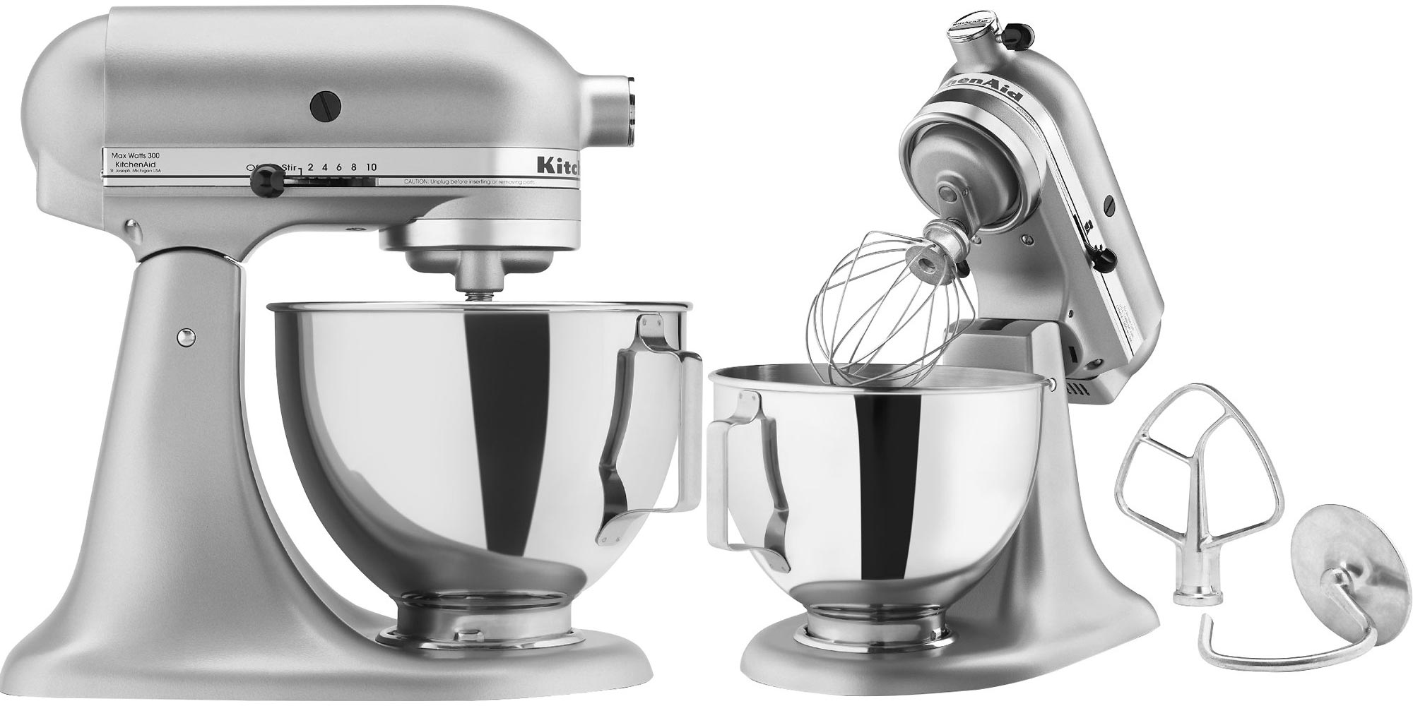best buy kitchen aid wooden sink kitchenaid s 4 5 qt mixer drops to 190 at today only