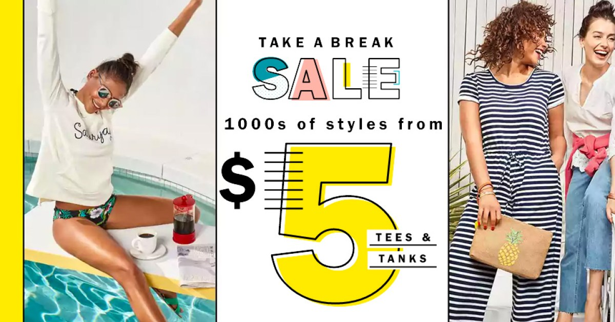 Old Navy takes up to 50% off sitewide with deals from $5 + extra 25% off select styles - 9to5Toys