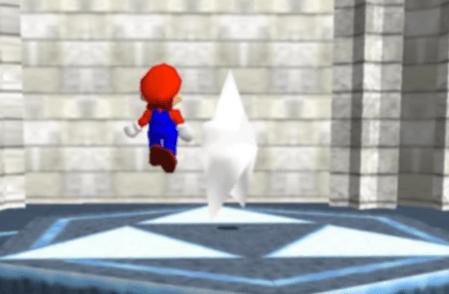 Super Mario 64: Ocarina of Time-3
