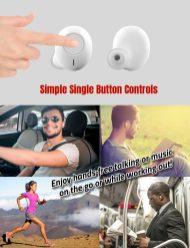 Truly Wireless Earbuds MJYUN-2