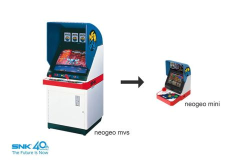 Neo Geo Mini-05