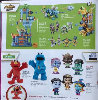 Target Toy Book 2018-05
