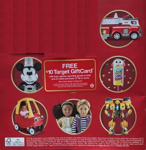 Target Toy Book 2018-08