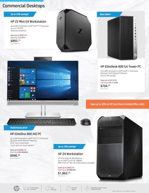 HP Black Friday 2018 Ad 13