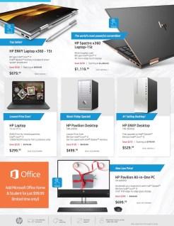 HP Black Friday 2018 Ad 2
