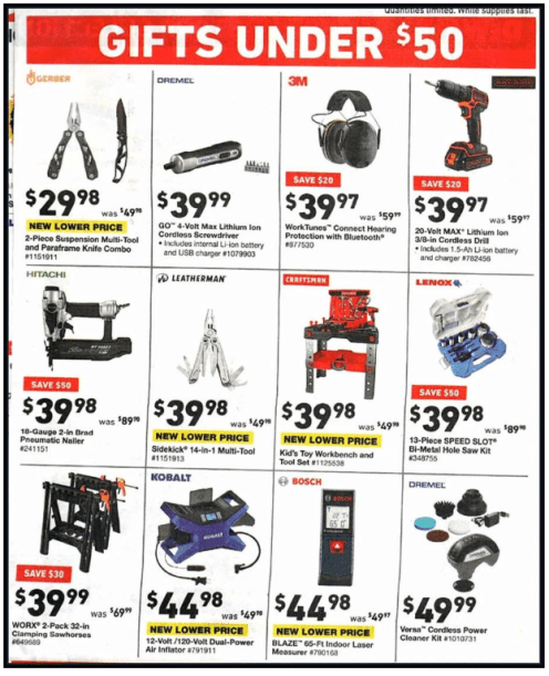 Lowe's Black Friday ad-14