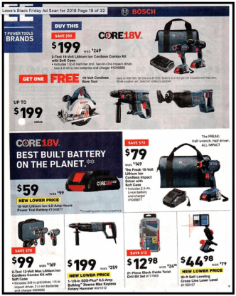 Lowe's Black Friday ad-19