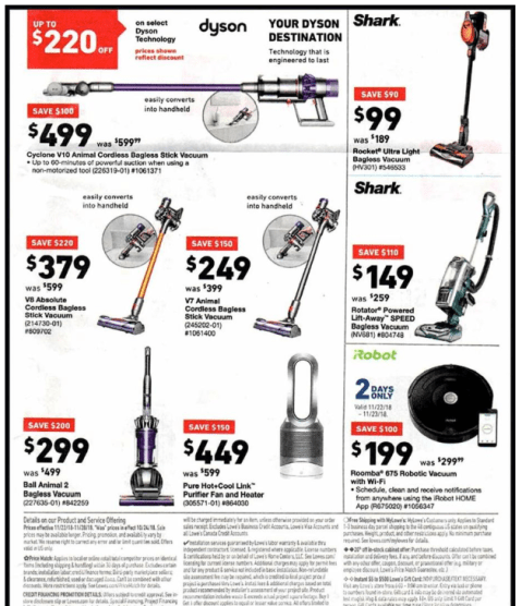 Lowe's Black Friday ad-24