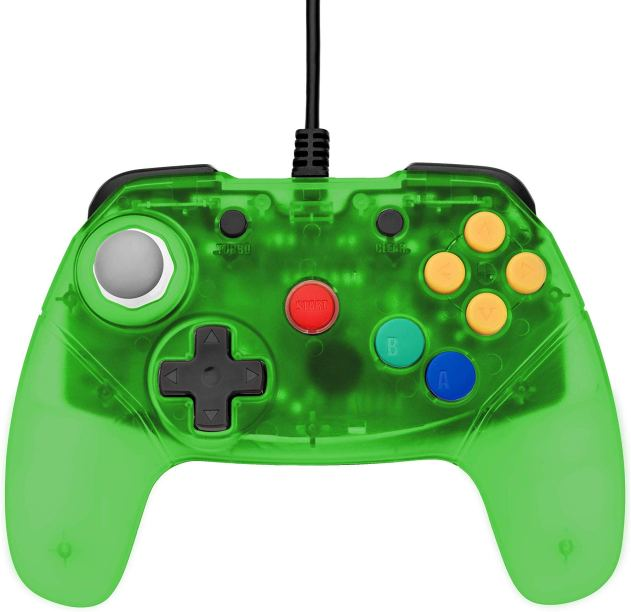 Retro Fighters N64 controllers-06