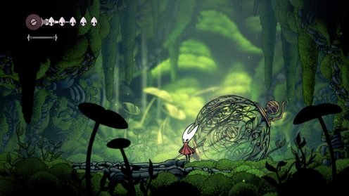 Hollow Knight: Silksong new environments