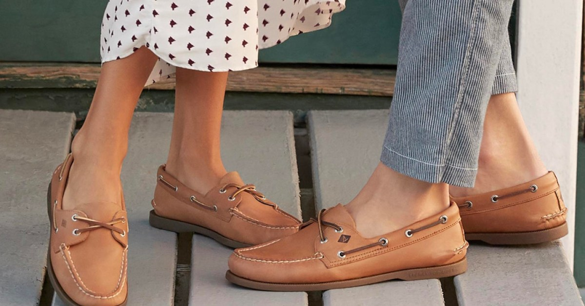 Sperry Final Call Sale takes 60% off spring boat shoes, sneakers, more + free shipping - 9to5Toys