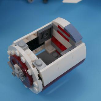 LEGO Tantive IV set Escape pod