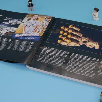 LEGO Tantive IV set Instructions