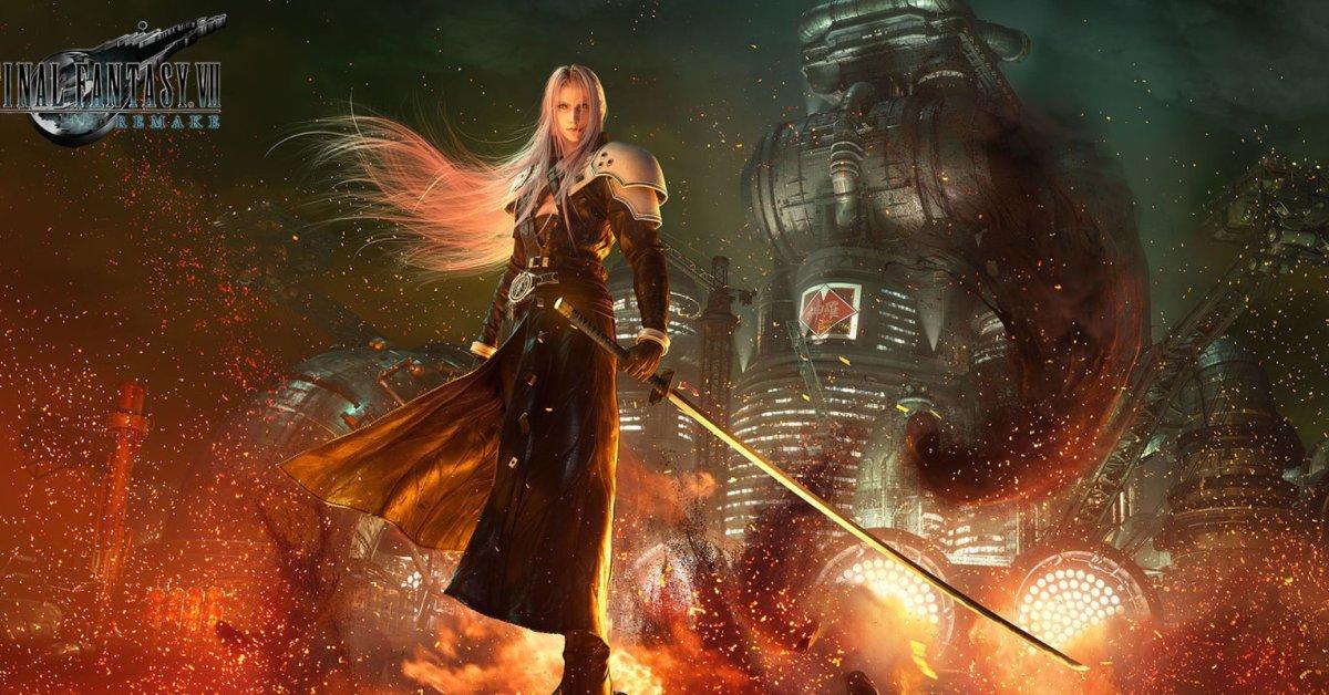 Today's best game deals: Final Fantasy VII Remake $30, Smash Bros. Ultimate $46, more