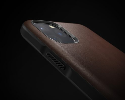 Nomad leather iPhone 11 cases now live!