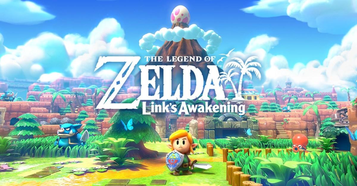 Early Prime Day game deals: Zelda Link's Awakening, Luigi's Mansion, Mario, Pikmin, more - 9to5Toys