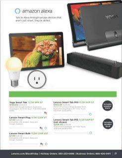 Lenovo Black Friday 2019 Ad 3
