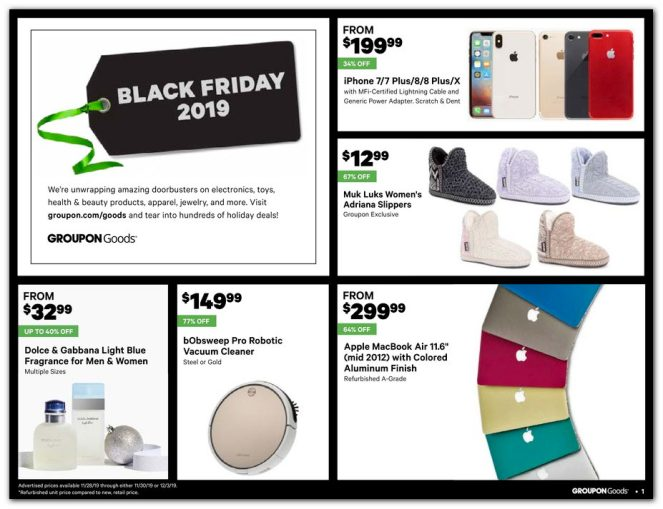 Groupon Black Friday Ad 1