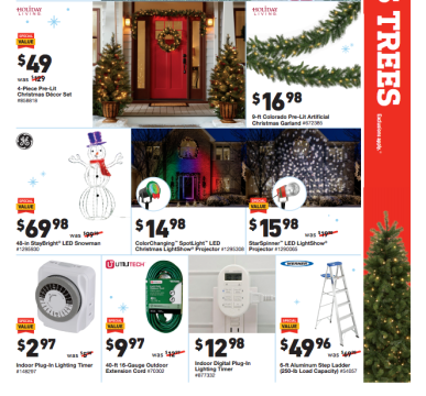 Lowe's Black Friday 2019 ad now live