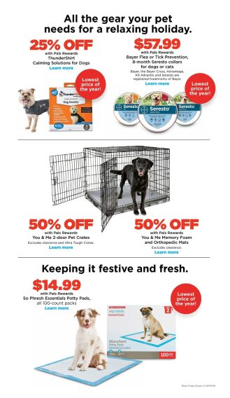 Petco Black Friday Ad 2019 6
