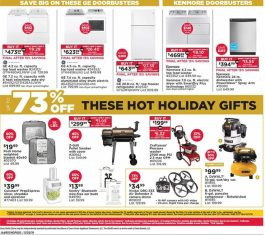 Sears Outlet Black Friday 2019