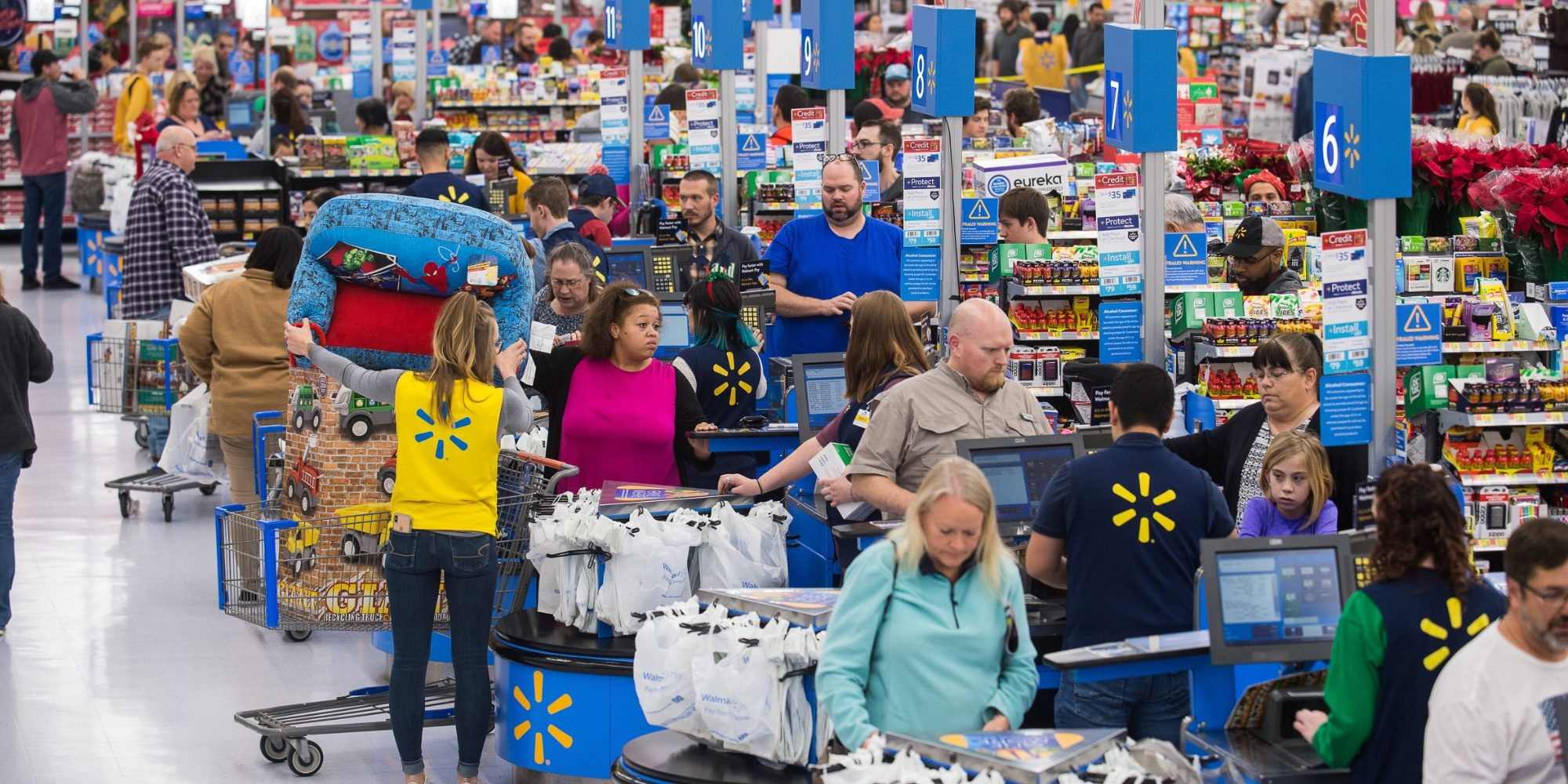 Here Are The 2019 Walmart Black Friday Store Hours And
