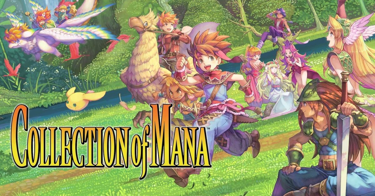 Nintendo Tokyo Game Show eShop sale from $3: Mana series, Final Fantasy, much more