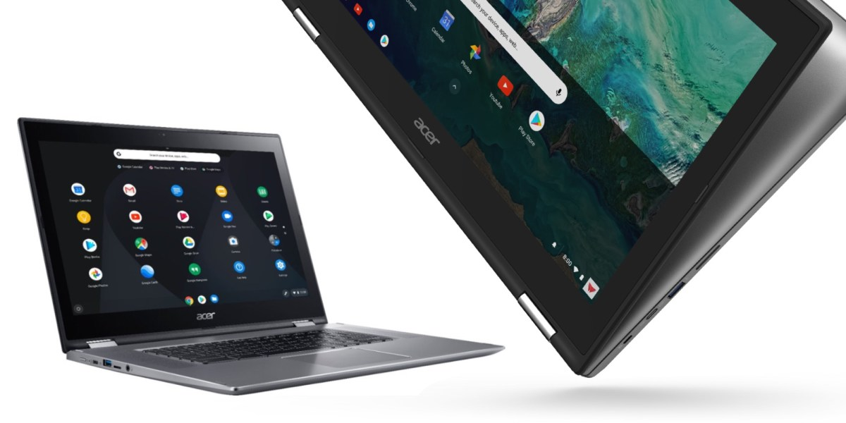 15-inch Chromebook deal brings Acer's 2-in-1 to $299 - 9to5Toys