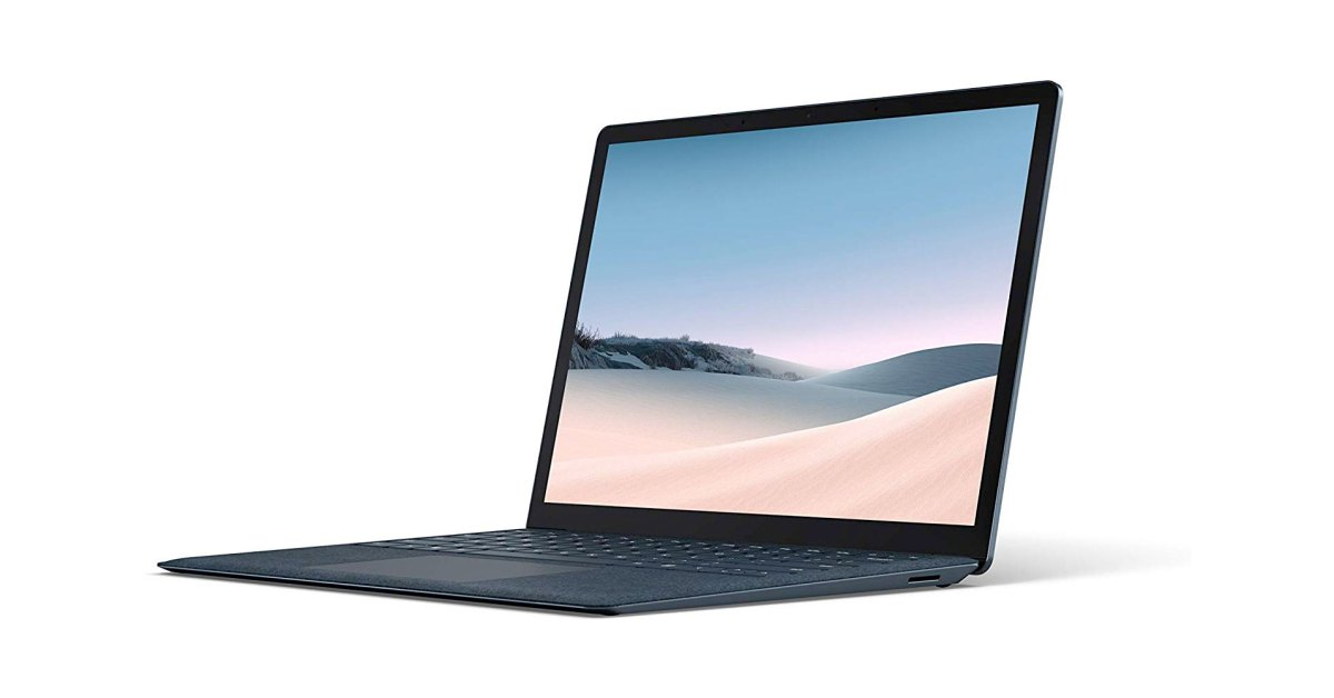 Microsoft's Surface Laptop 3 falls to one of its best prices yet at $769, more from $749