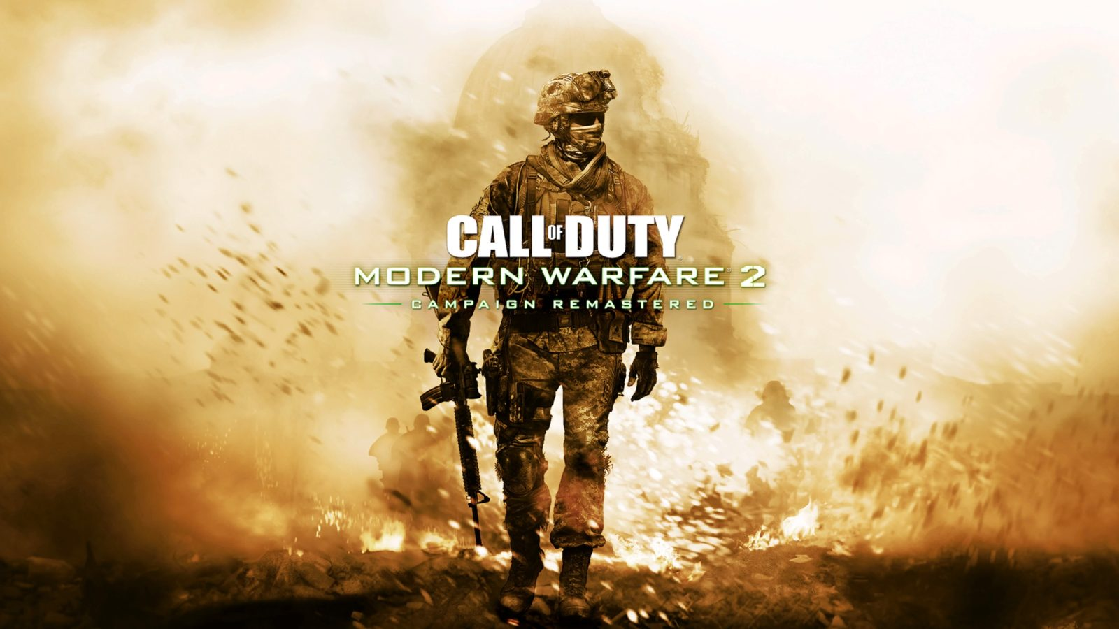 Modern Warfare 2 Remastered Is A Beautiful Update To A