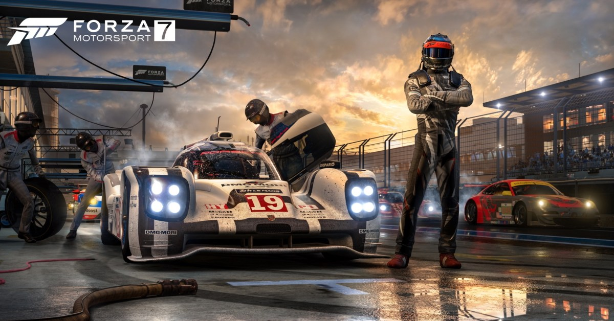 Today S Best Game Deals Forza Motorsport 7 10 Persona 5 Royal 40 More 9to5toys