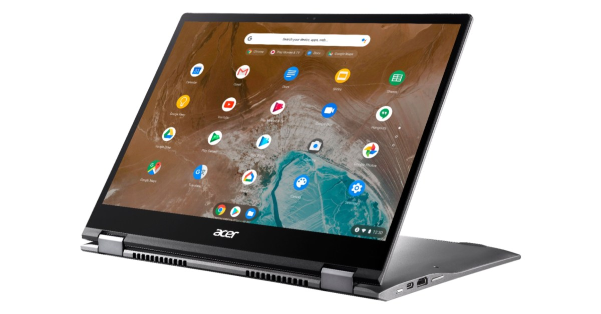 Acer Chromebook Spin 713 i5/8GB/128GB falls to low of $401.50 (Refurb, Orig. $629) - 9to5Toys
