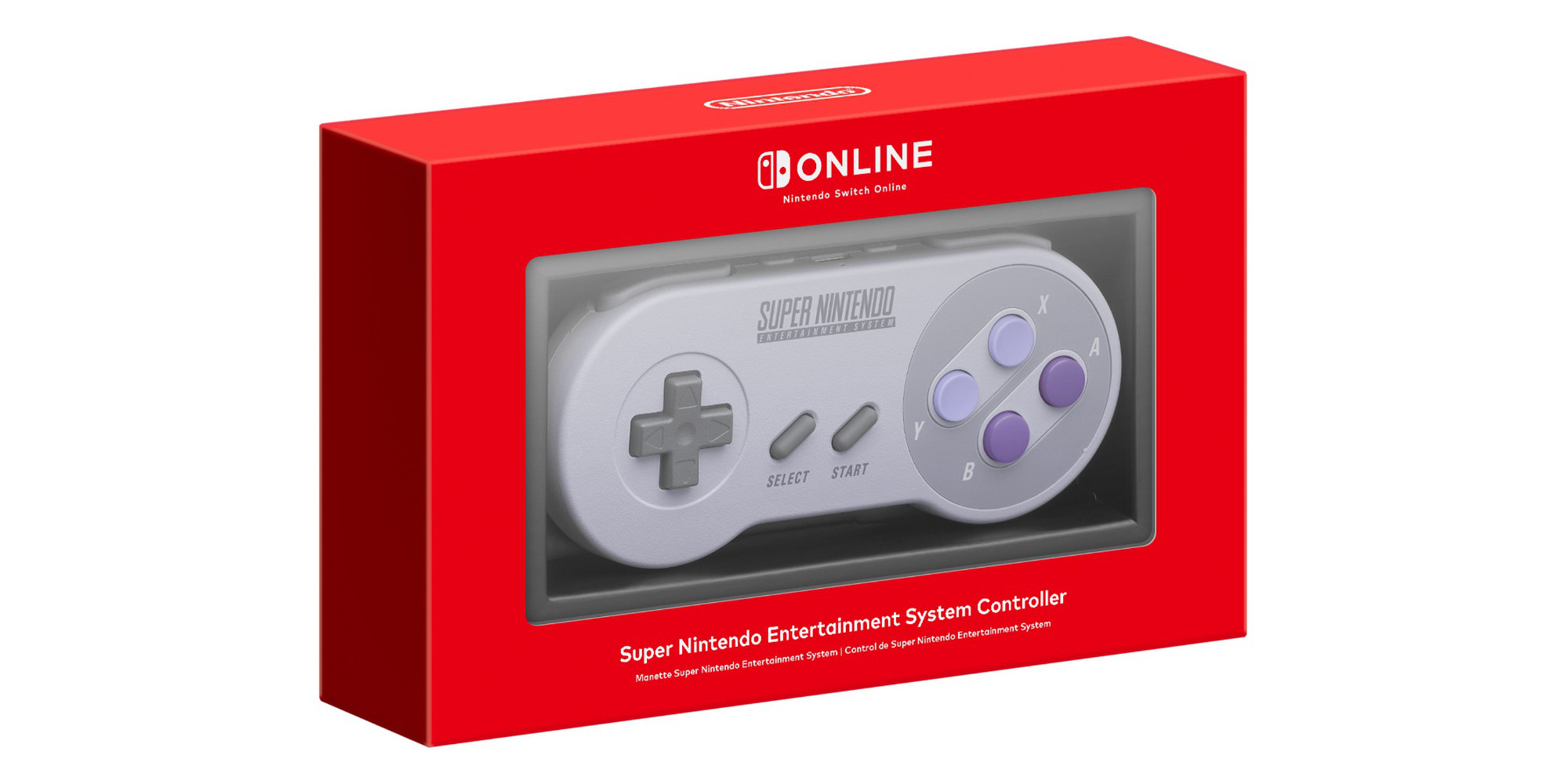 Super Nintendo Controller For Switch Back In Stock At 30