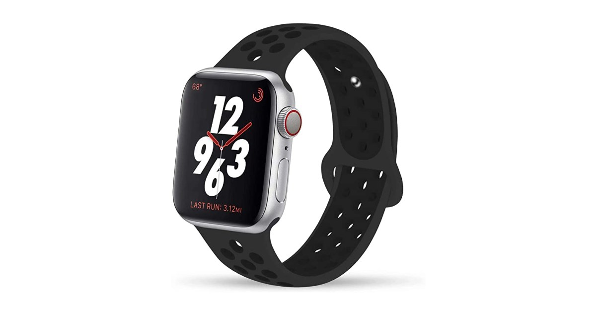 Nike-style Apple Watch Bands on sale from $6 in various sizes and colors - 9to5Toys