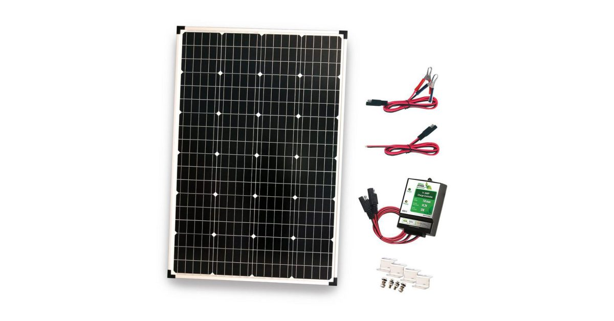 Home Depot takes up to 40% off solar panels, accessories, more today only
