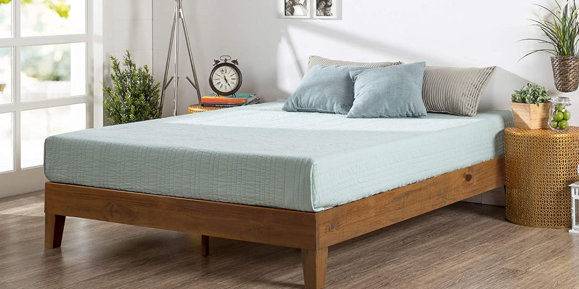 Today's Zinus bed frame and mattress deals start at $33 ...